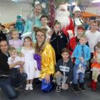 «Делать добро – просто!». В Пензе устроили праздник детям из малообеспеченных семей