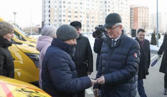 Пензенская область получила около 20 новых школьных автобусов
