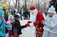 В пензенском Детском парке начнет работу приемная Деда Мороза