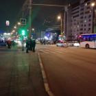 Опубликованы фото с места страшной аварии в центре Пензы