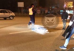 Соцсети - В пензенском Арбеково насмерть сбили пешехода