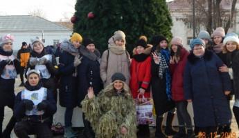 В Пензе на Шуисте состоялась благотворительная елка