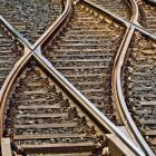 На железнодорожном переезде пензенский поезд «Сура» столкнулся с машиной