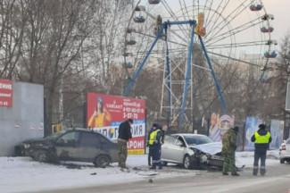 В Пензенской области водитель после жесткой аварии скрылся с места ДТП