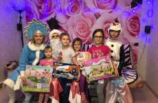 Николай Кузяков подарил праздник детям