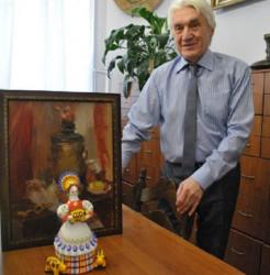 В Пензенской картинной галерее появилась уникальная дымковская игрушка
