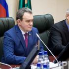 Валерий Лидин поделился планом работы Законодательного собрания