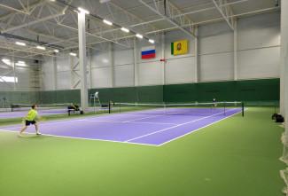 В Пензе Рождественский теннисный турнир объединил более 90 спортсменов