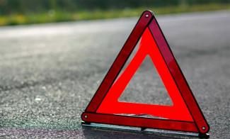 В Пензенской области столкнулись две иномарки, есть пострадавший