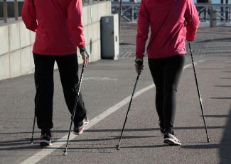 В Пензе пройдут показательные занятия по скандинавской ходьбе