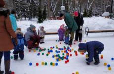 Маленьких пензенцев приглашают весело провести выходные в Детском парке