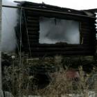 В результате жуткого пожара в Пензенской области погиб мужчина