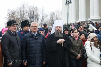 В Пензе наградили руководителей предприятий, участвовавших в восстановлении Спасского собора