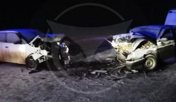 Появилось новое фото с места смертельной аварии в Пензенской области