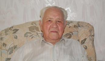 В Пензенской области умер 100-летний ветеран Великой Отечественной войны