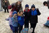 «Мы мороза не боимся». Юных пензенцев приглашают провести выходные в Детском парке