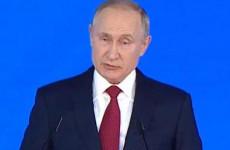 «В 2021 году темпы роста ВВП России должны быть выше мировых» – Путин