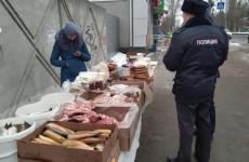 В Пензе прошел рейд по несанкционированной торговле