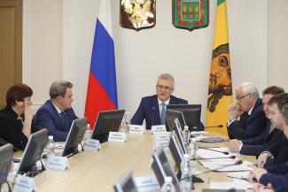Для реализации послания Путина в Пензе создадут проектный офис
