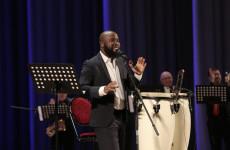 В Пензе состоялось выступление американского вокалиста Ремея Уильямса