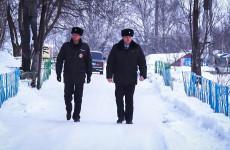 В Пензенской области более 200 полицейских будут следить за порядком в Крещение