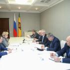 Пензенский губернатор провел встречу с Ириной Панфиловой