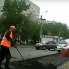 Кузнецкий чиновник о дорожных работах в дождь: можно делать фрезеровку, но не укладку асфальта