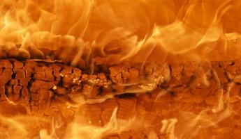 В Пензенской области загорелась «Газель»