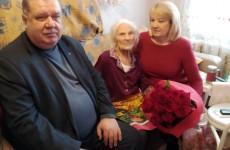 В Пензе ветеран ВОВ отпраздновала 103-й день рождения