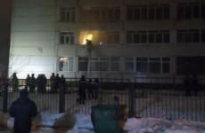 В пензенской школе №20 произошел пожар