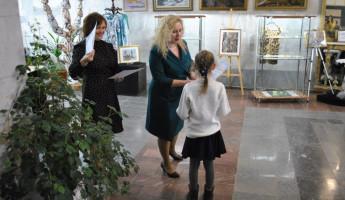 В Пензенской области для школьников организовали святочные колядки
