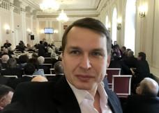 Желаем огня и драйва! 20 января день рождения отмечает успешный управленец Игорь Рябов