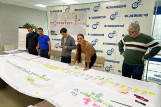 «СтанкоМашСтрой» улучшает навыки сотрудников по бережливому производству