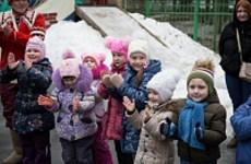 Детский парк приглашает пензенцев на семейные выходные