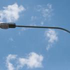 В Заречном Пензенской области иномарка влетела в фонарный столб