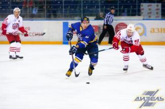 В упорной борьбе пензенский «Дизель» одолел ХК «Ростов»