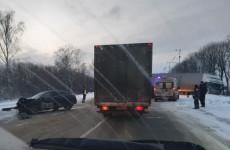 «Не гоняйте». Пензенец рассказал о жесткой аварии на трассе М-5