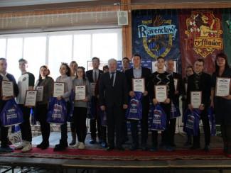 Представители «Единой России» поздравили с Татьяниным днем пензенских студентов