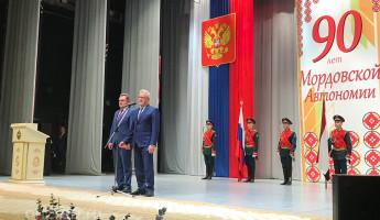Пензенский губернатор показал, чем удалось удивить Мордовию