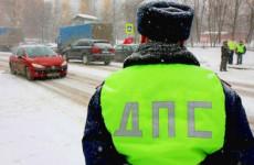 Пензенские госавтоинспекторы снова готовят облаву на пьяных водителей