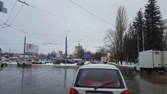 В Пензе ищут свидетелей аварии в Заводском районе