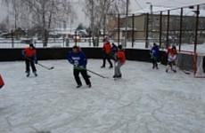 В Пензе состоятся соревнования по хоккею среди дворовых и школьных команд