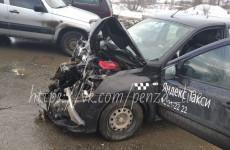 Аварию с «Яндекс.Такси» прокомментировали в пензенском УГИБДД