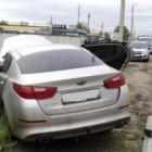 В Пензенской области водитель KIA погиб от столкновения автомобиля с фурой