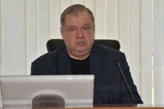 Владимир Попков покинул пост вице-мэра Пензы