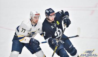 Пензенский «Дизель» потерпел крупное поражение в Санкт-Петербурге