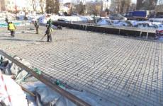 Пензенские власти отчитались о ходе реконструкции Фонтанной площади