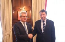 Пензенский губернатор встретился с послом ФРГ в России