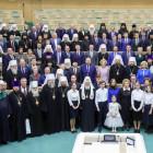 В пленарном заседании VIII Рождественских парламентских встреч принял участие председатель пензенского ЗакСобра