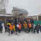 В Первомайском районе Пензы выявили сильнейшую хоккейную команду